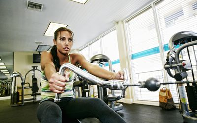how to set up a complete exercise program