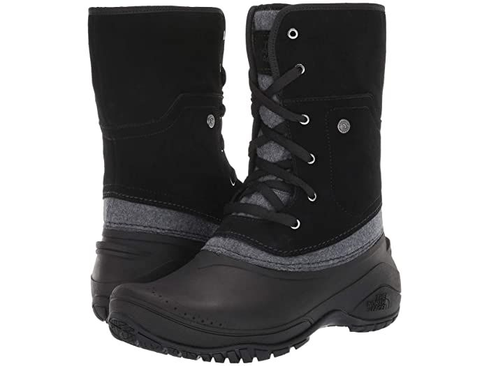 The North Face Shellista II Roll-Down Boots