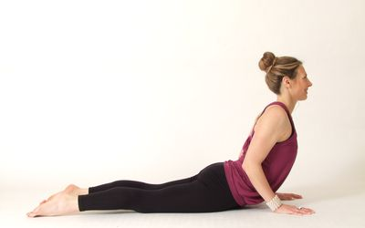 cobra pose yoga for ibs