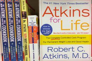Atkins diet books