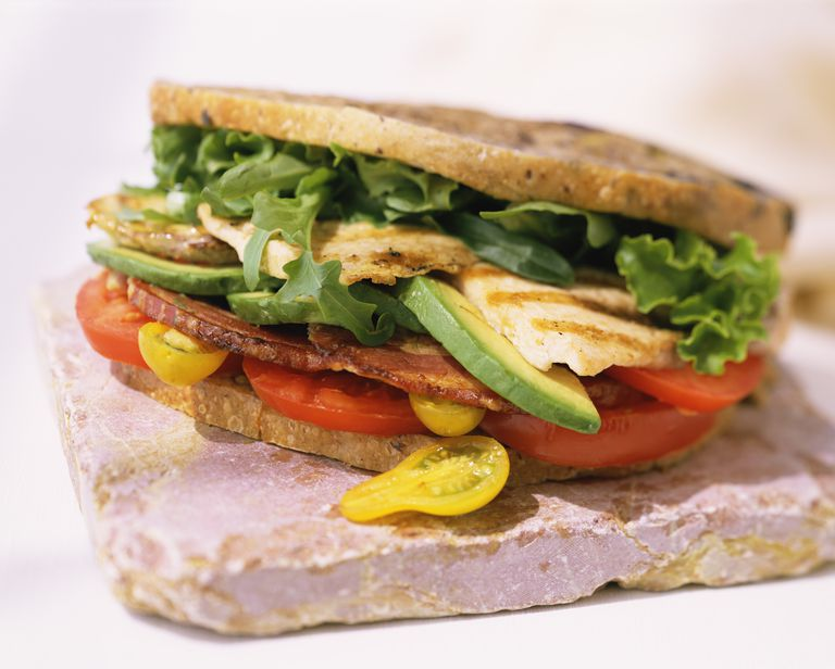 Sandwich Nutrition Facts And Health Benefits