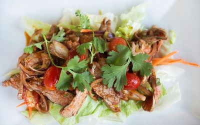 Thai Food nutrition facts
