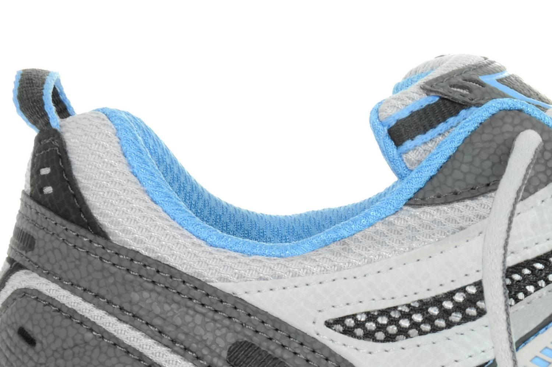 Cuello de talón de calzado deportivo