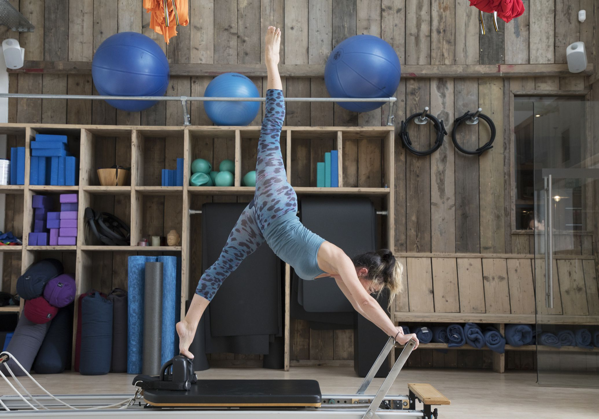 The Correct Terms For Pilates Equipment