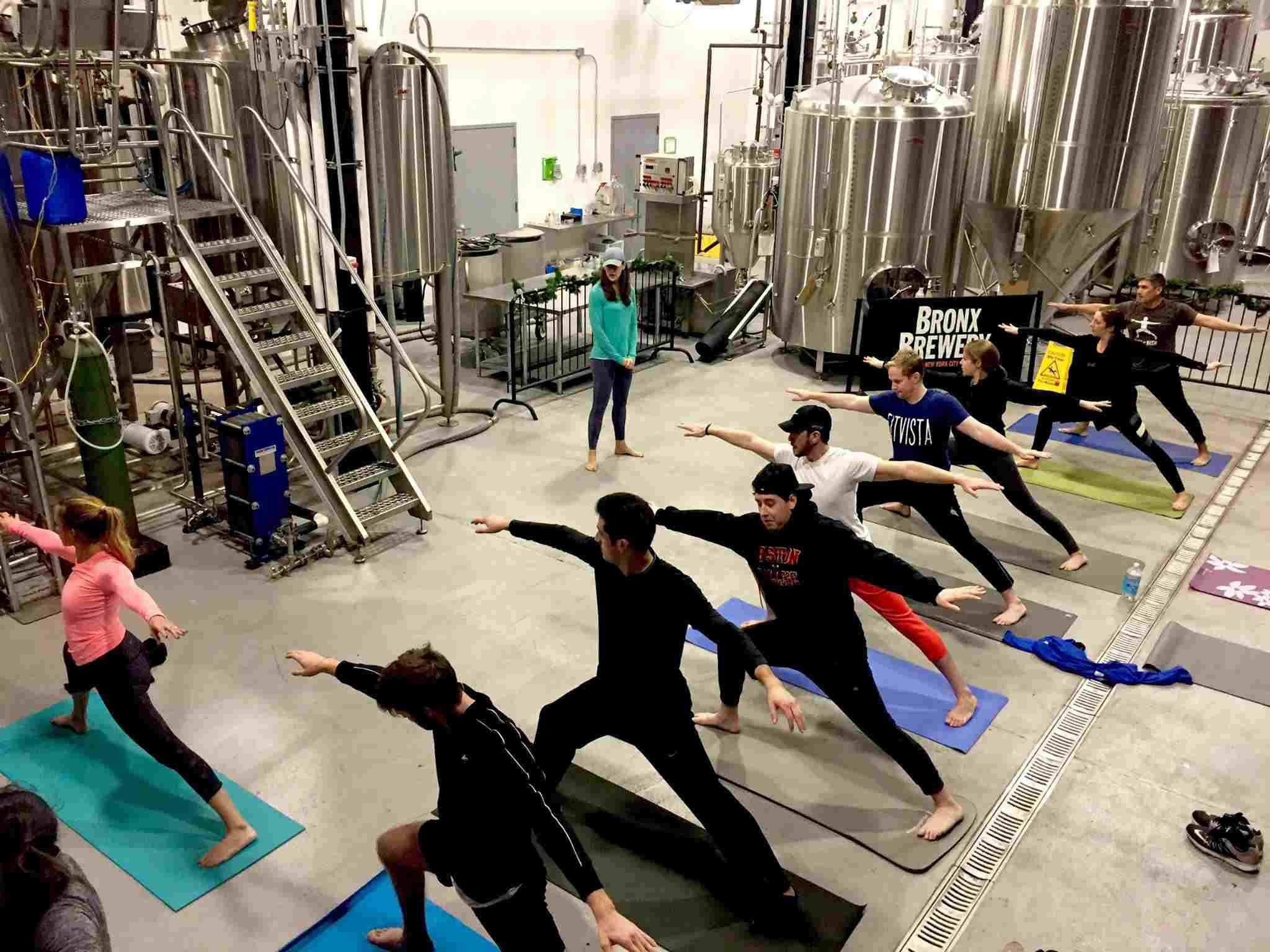 Brew You Yoga