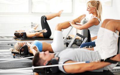 Gymnastics Pilates.