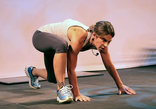 Ponte físico con Jillian Michaels