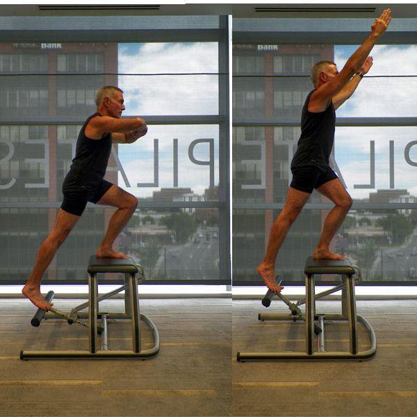 fortalecimiento del entrenamiento de la parte inferior del cuerpo