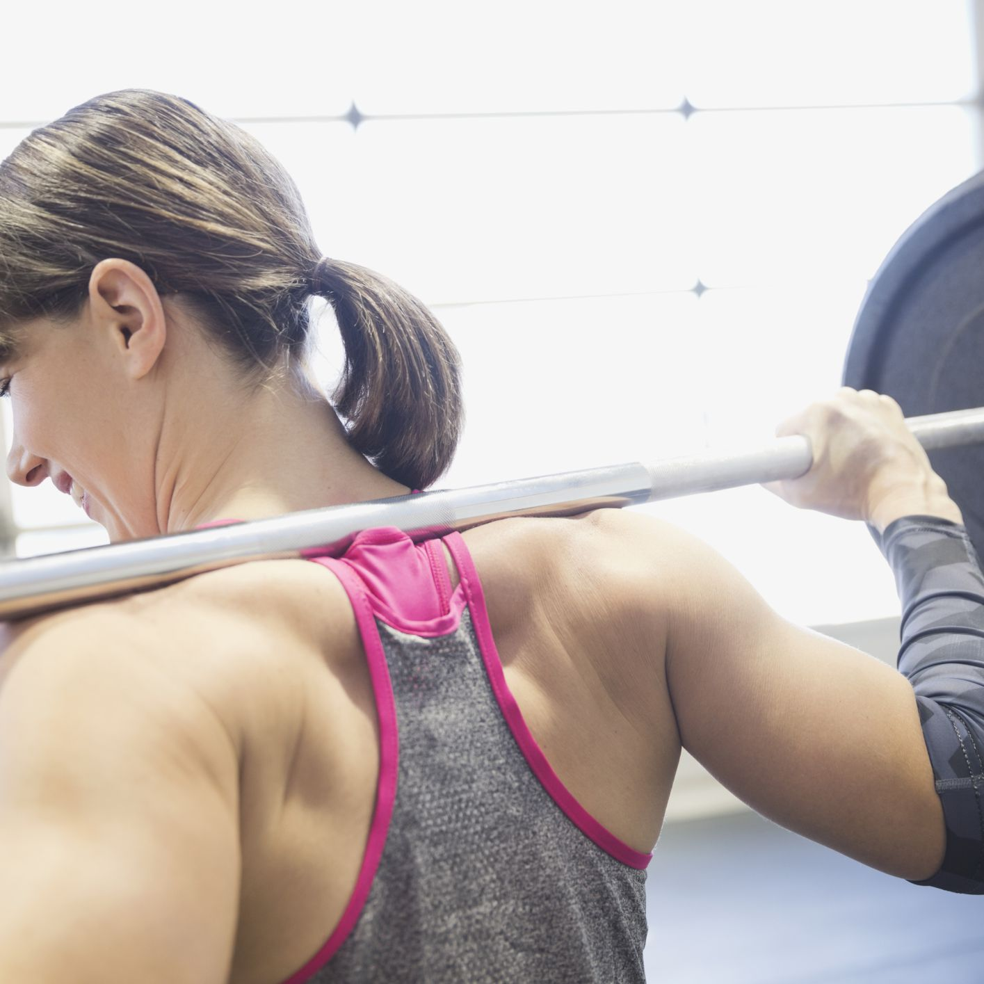 Maintaining Your Muscle Mass so You Don't Lose It