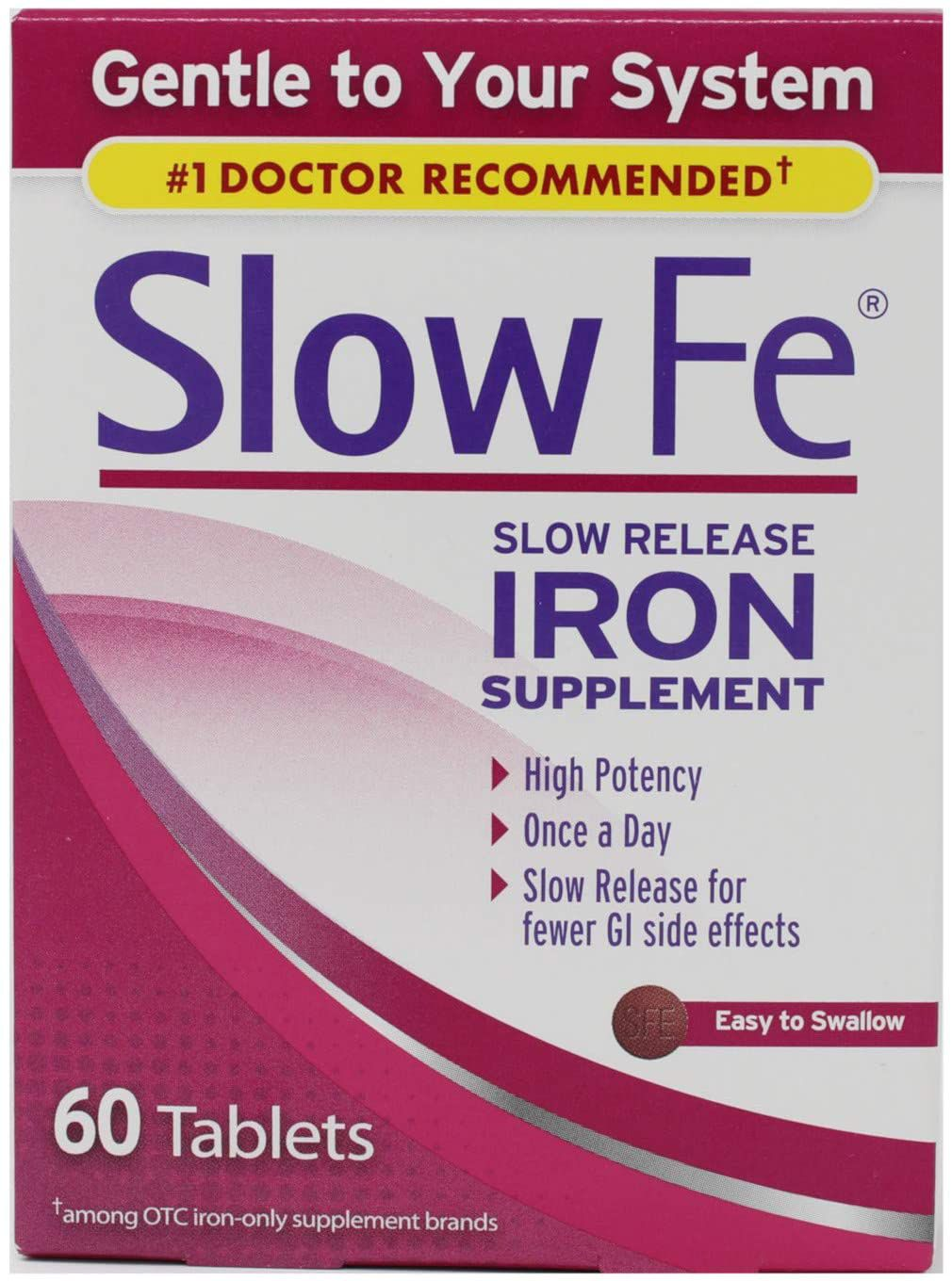 Slow Fe Iron Tablets