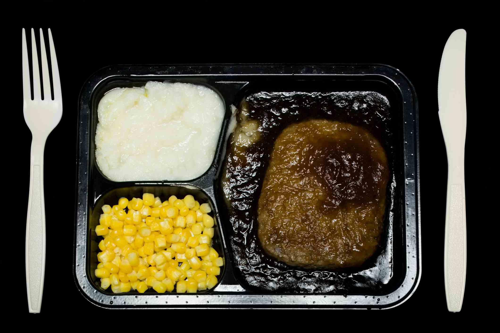 cena congelada