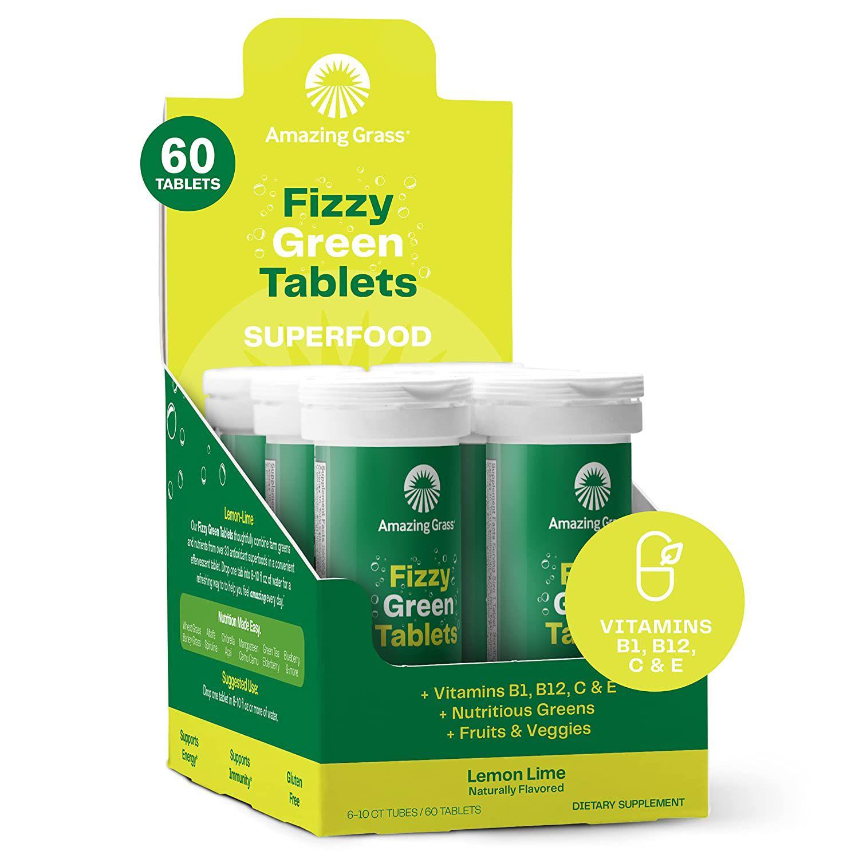 Amazing Grass Effervescent Tablets