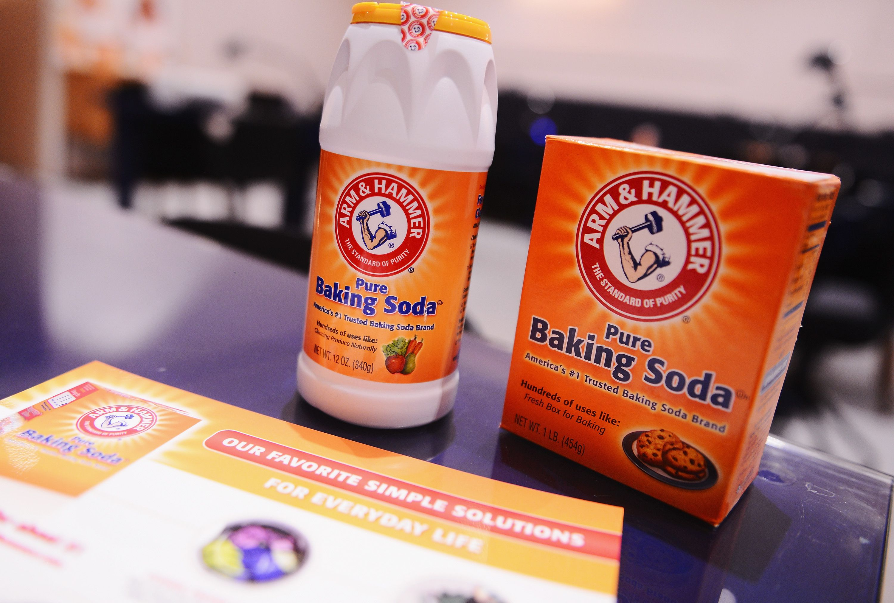 How Baking Soda Can Improve Athletic Performance