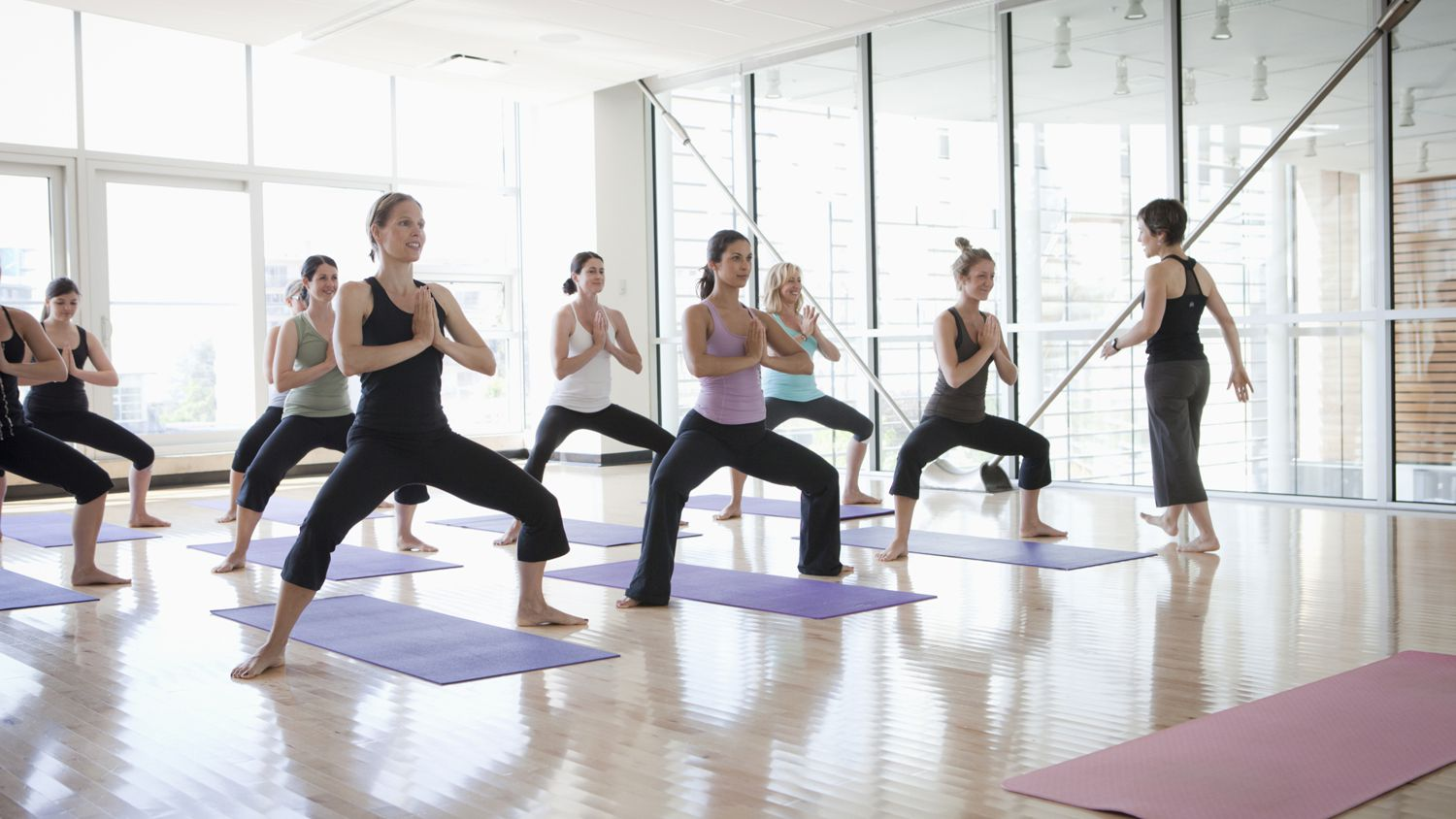 Power Yoga History And Health Benefits