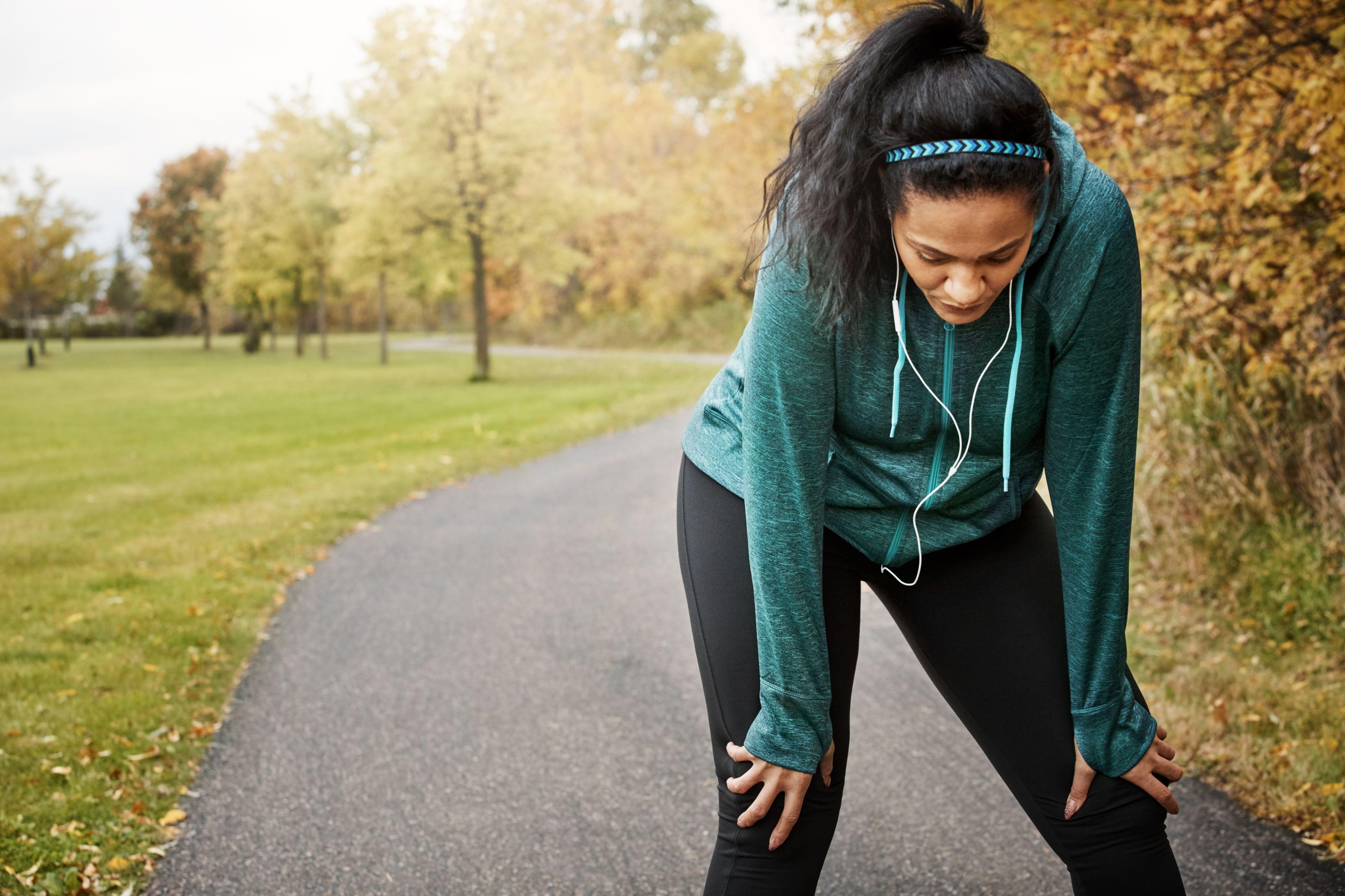 El ejercicio puede ser un desafío.  Hazlo de todos modos