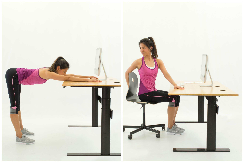 escritorio de yoga