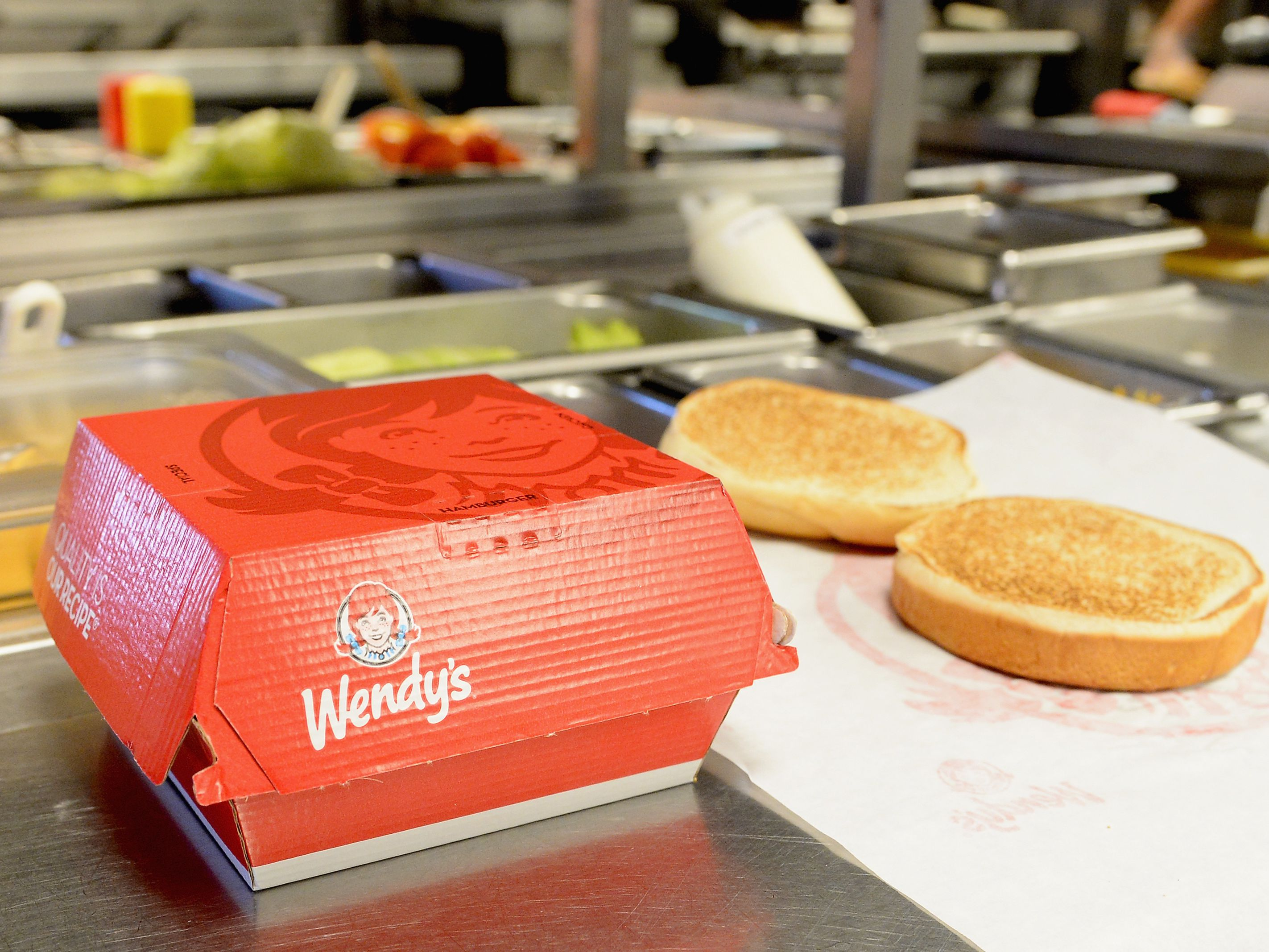 Wendy's Nutrition Facts: Healthy Menu