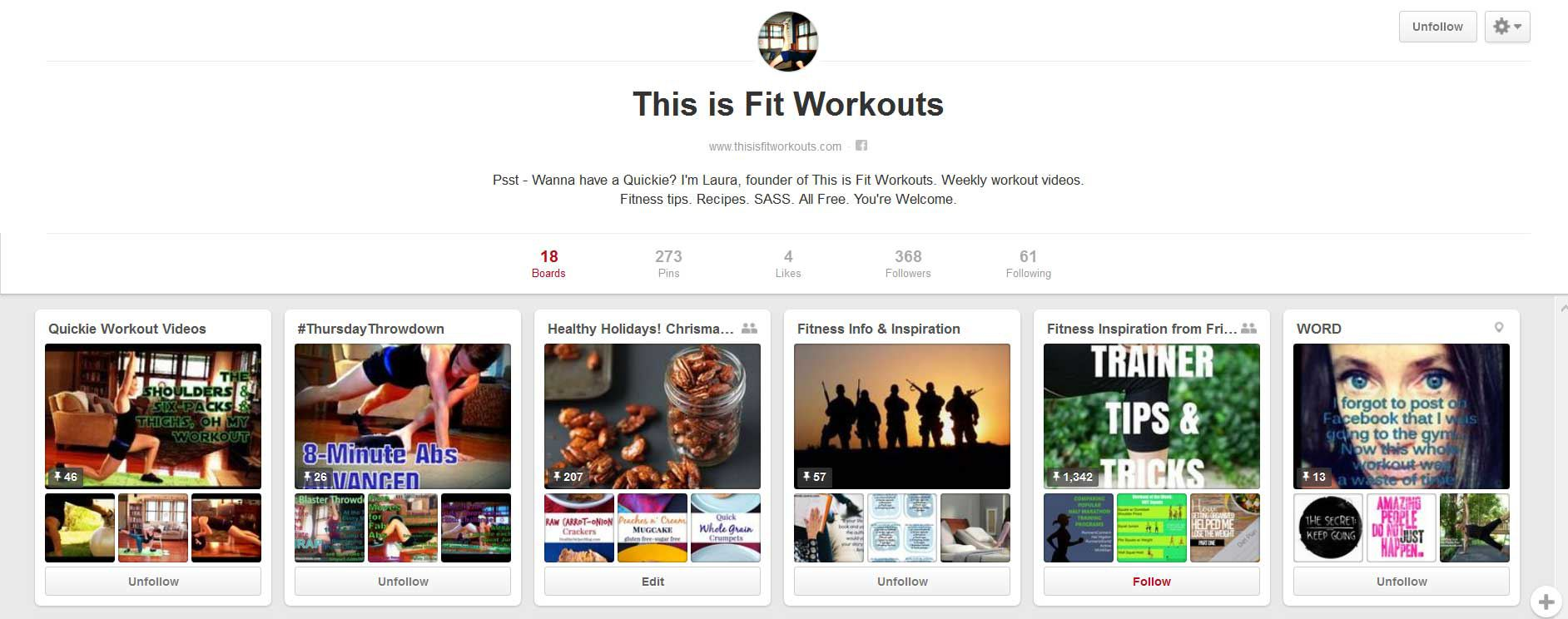 Best Pinterest Fitness Accounts To Follow Bodyweight Beginners Circuit Healthy Living For Workouts And Tips