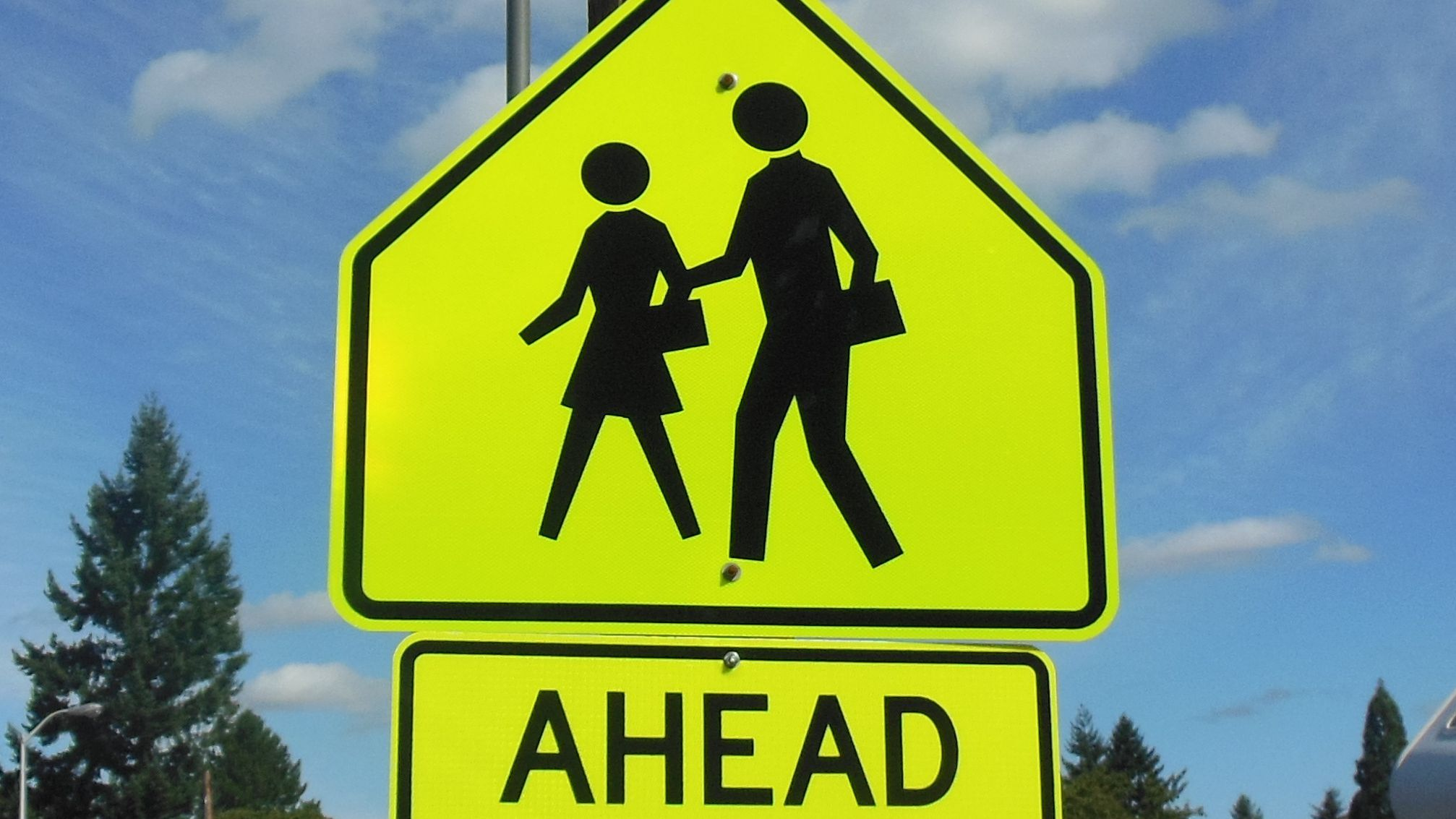 REAL YOUR OWN PERSONALLY CREATED STREET TRAFFIC SIGN