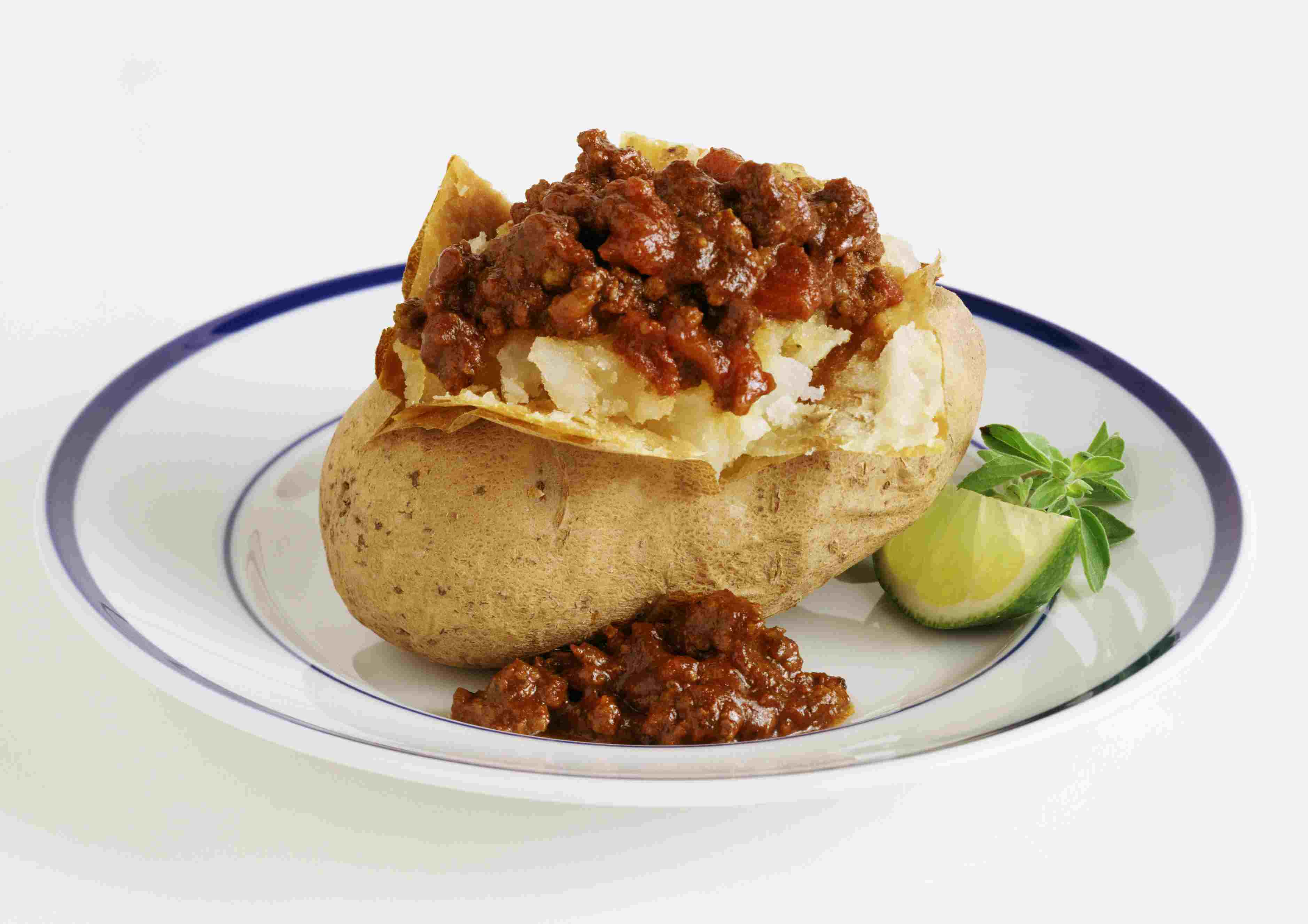 10 Delicious Ways To Serve Baked Potatoes