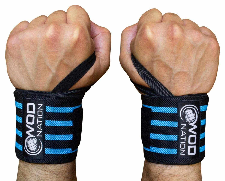 WOD Nation Wrist Wraps Set of 2