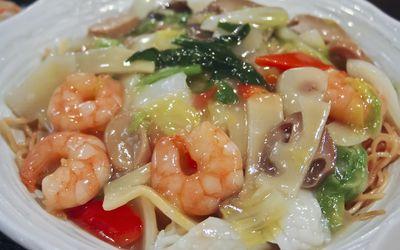 gluten-free Chinese food