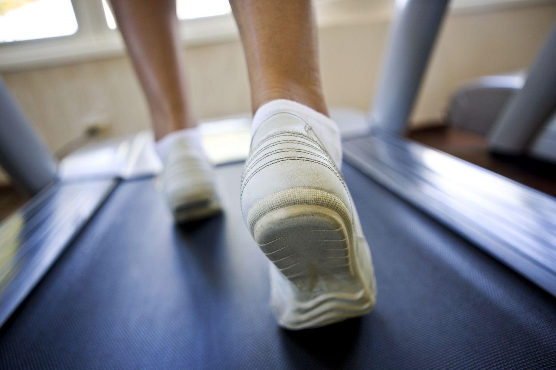Walking—Calories Burned Per Minute