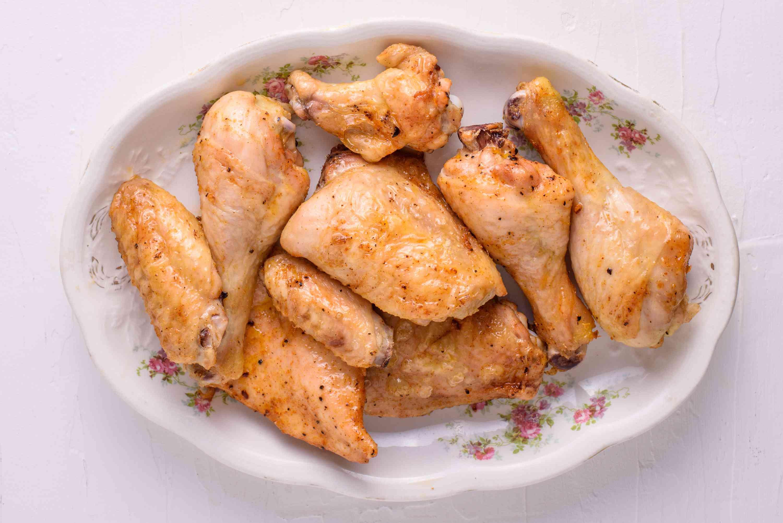 Partes de pollo