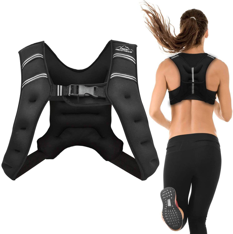 Aduro Sport Adjustable Weighted Vest