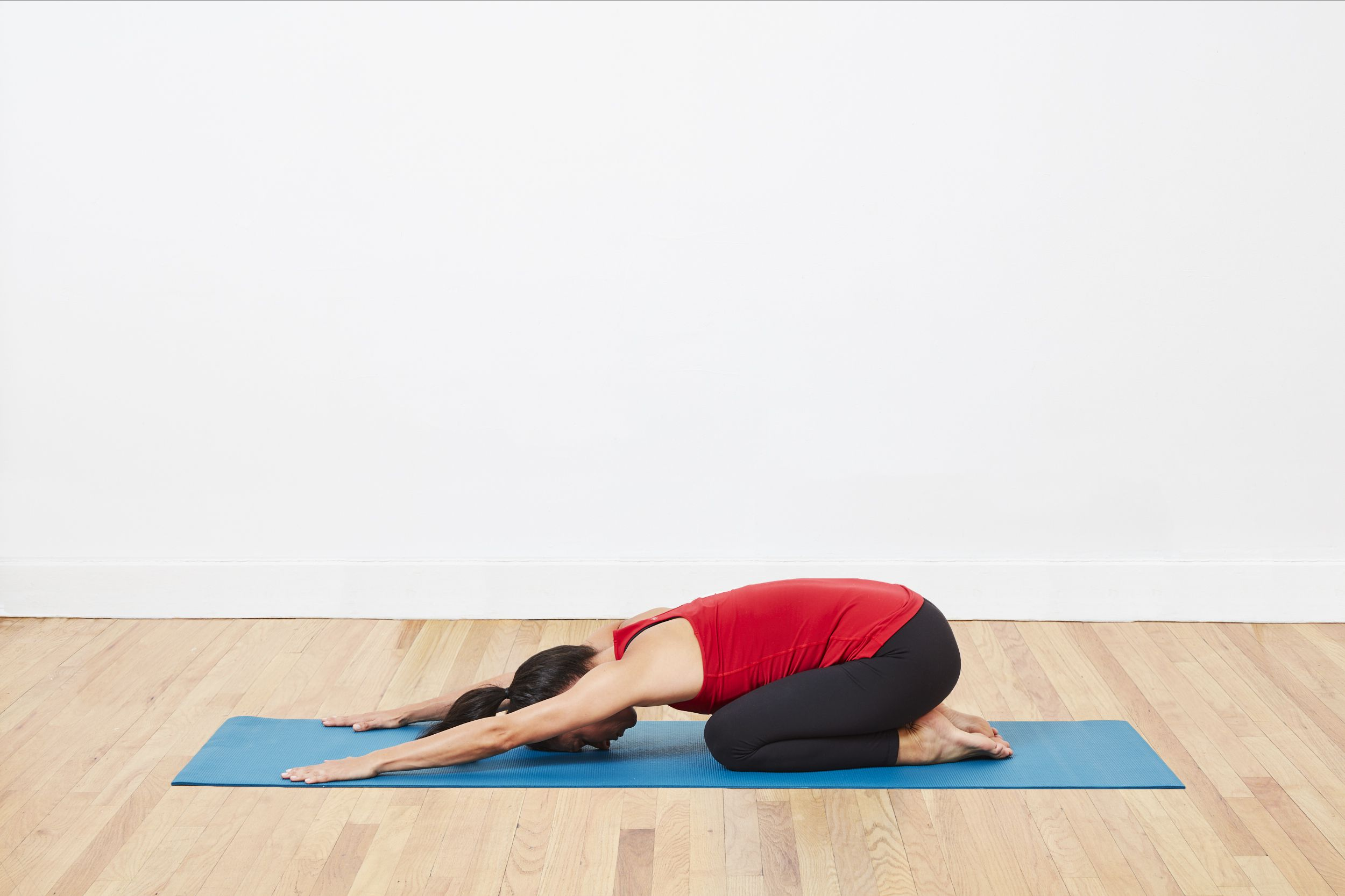 How to Do Child's Pose (Balasana)
