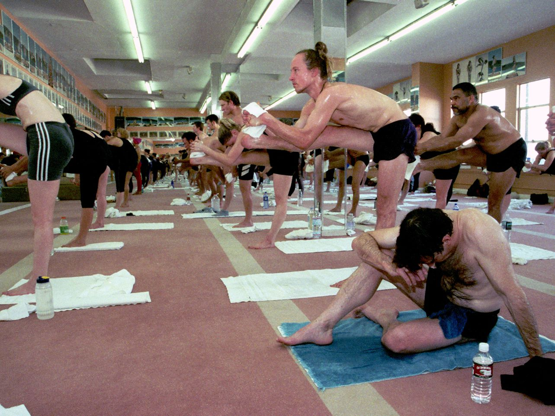 Research On The Safety Of Bikram Yoga