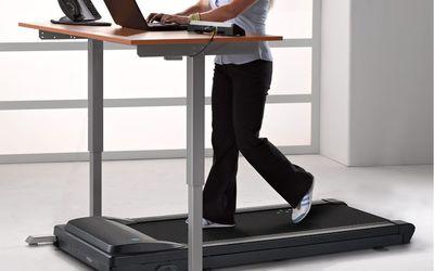 LifeSpan TR 1200-DT3 Under Desk Treadmill