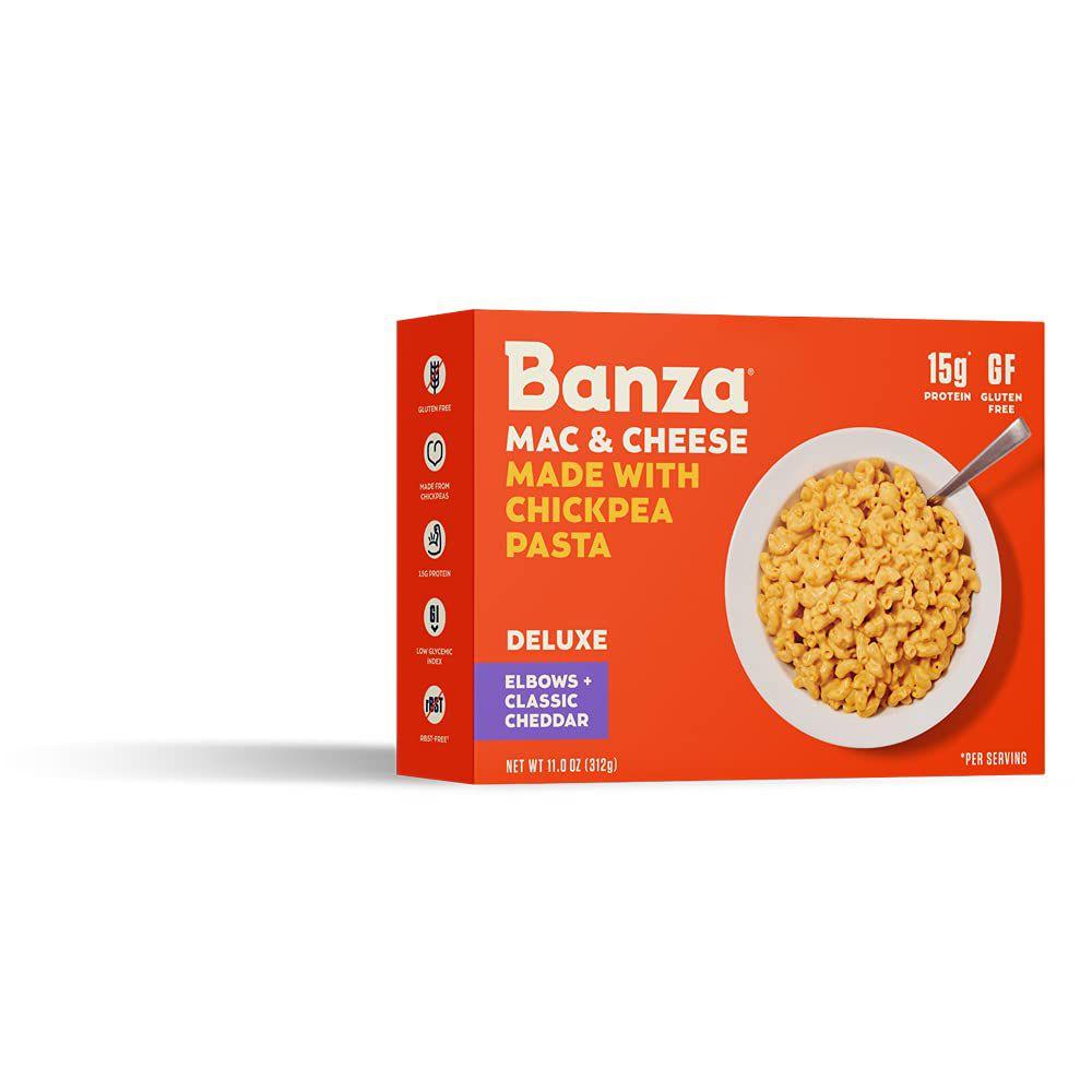 Banza Chickpea Mac and Cheese