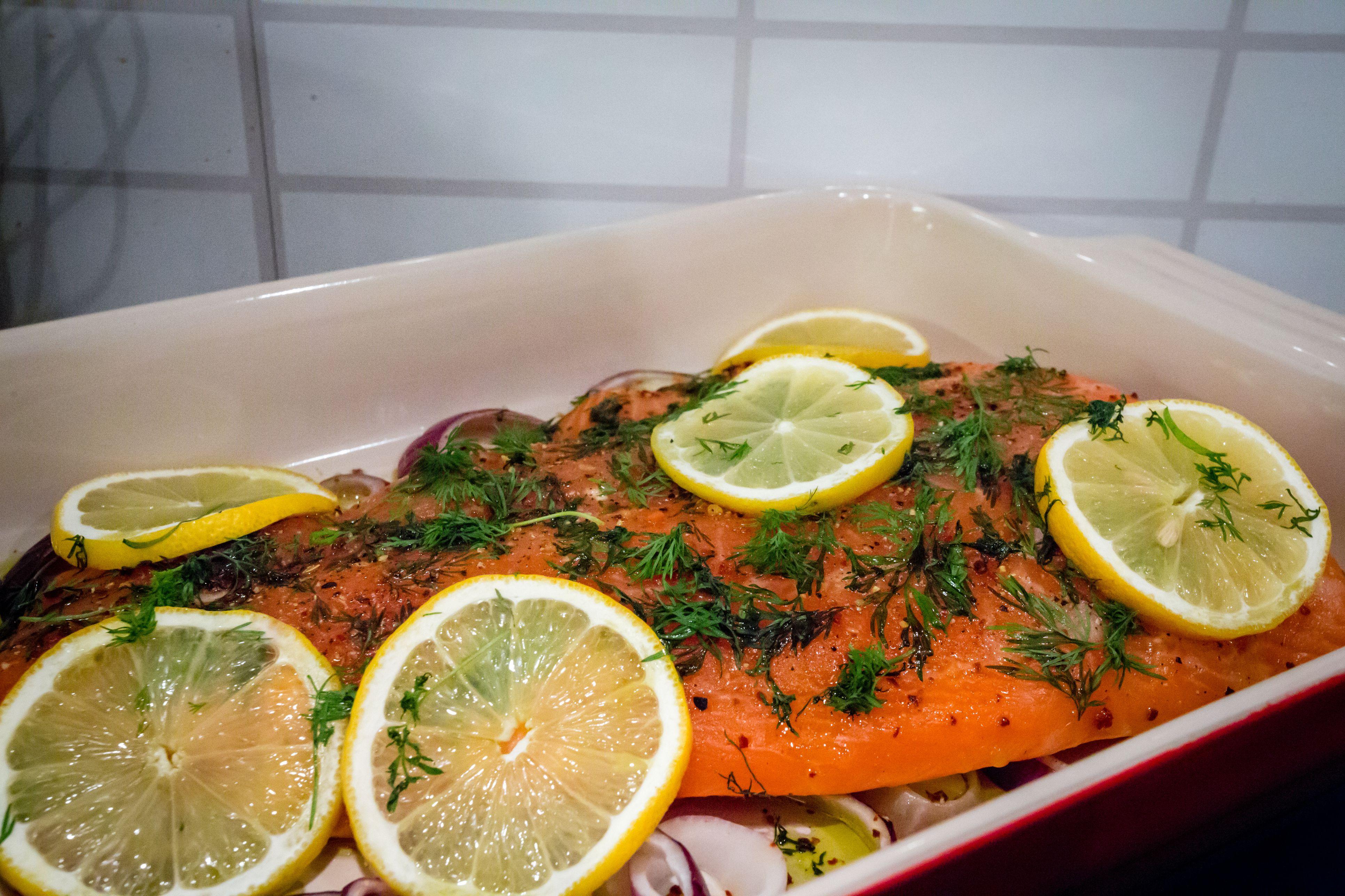 Fillet of Salmon