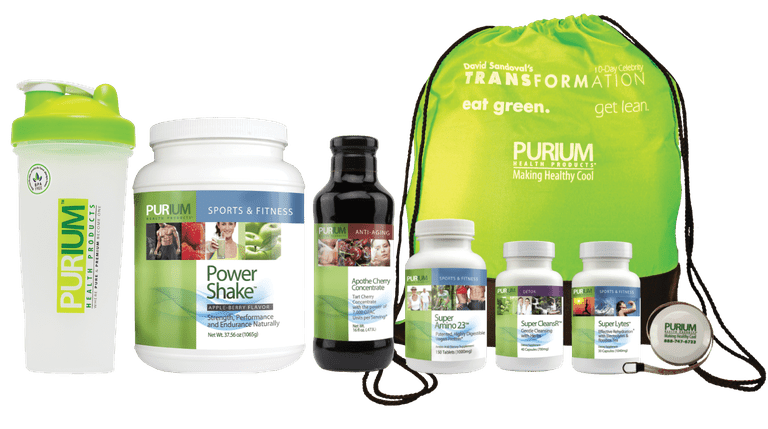 Purium 10 Day Celebrity Transformation Diet Review