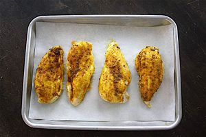 Chicken Turmeric and Fennel