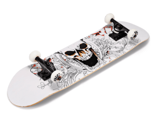 PUENTE 31 pulgadas Skateboard Skate Board 7 capas