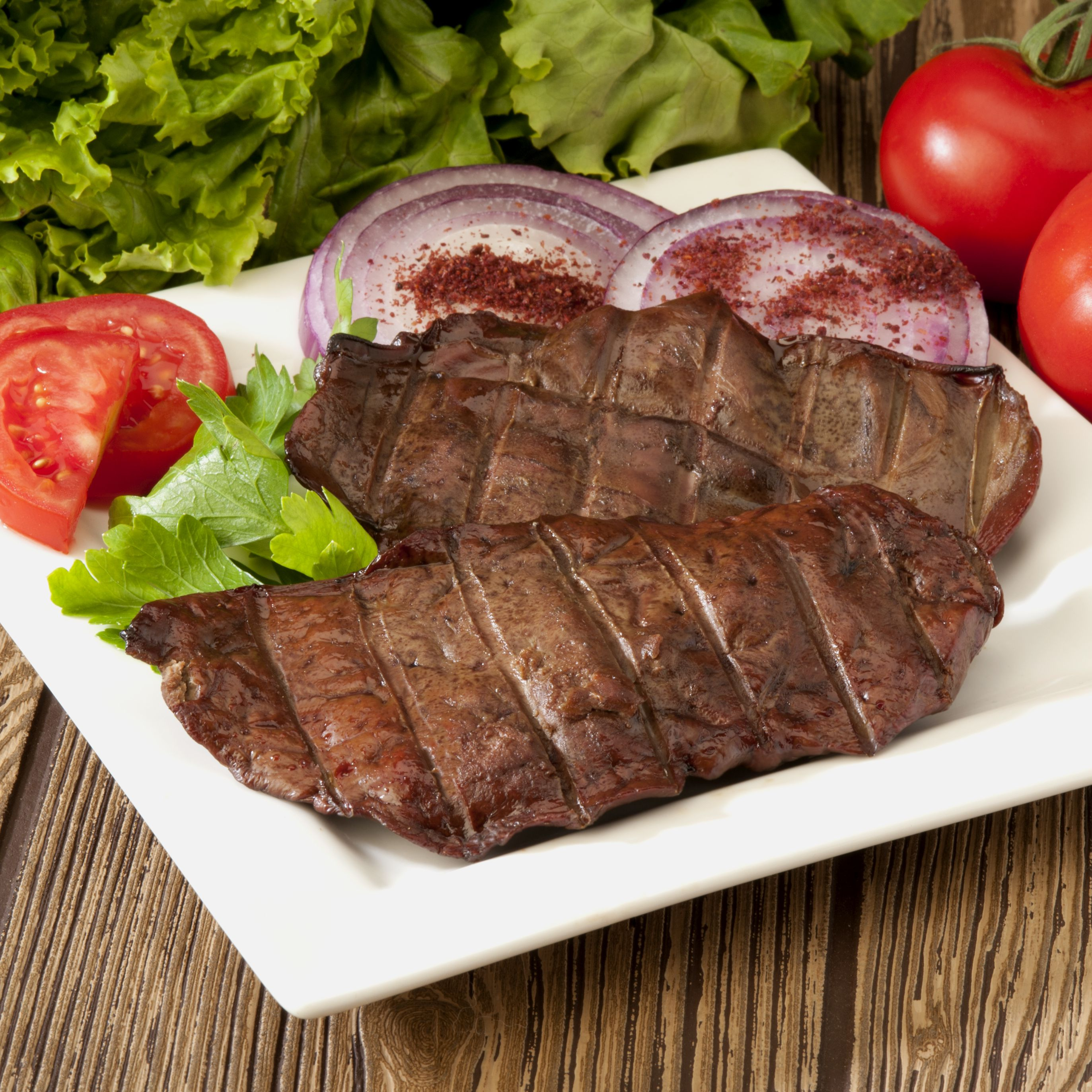 Beef Liver Nutrition Facts and Health Benefits