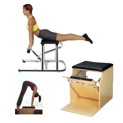 Home And Studio Pilates Equipment In Pictures
