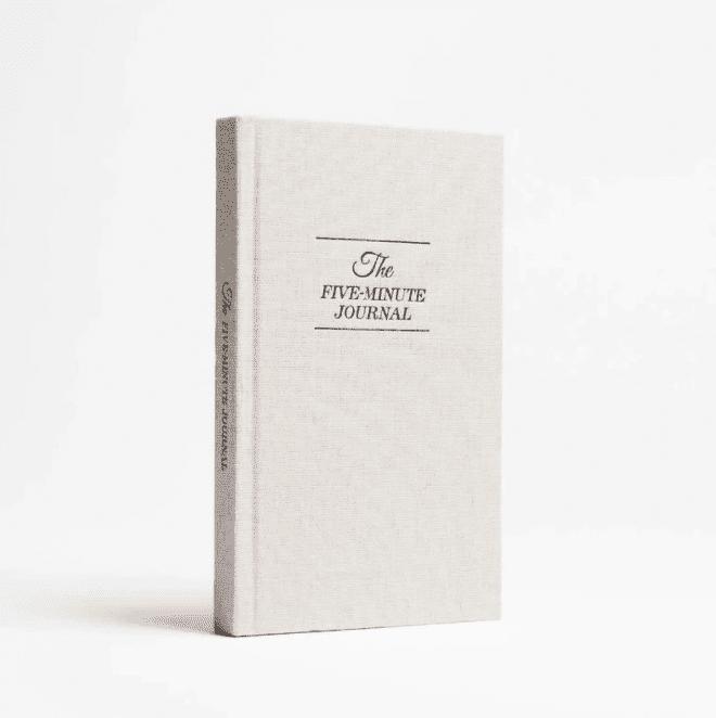 Intelligent Change The Five Minute Journal