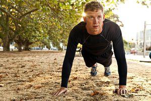 Do more push ups