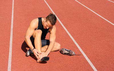 run foot pain