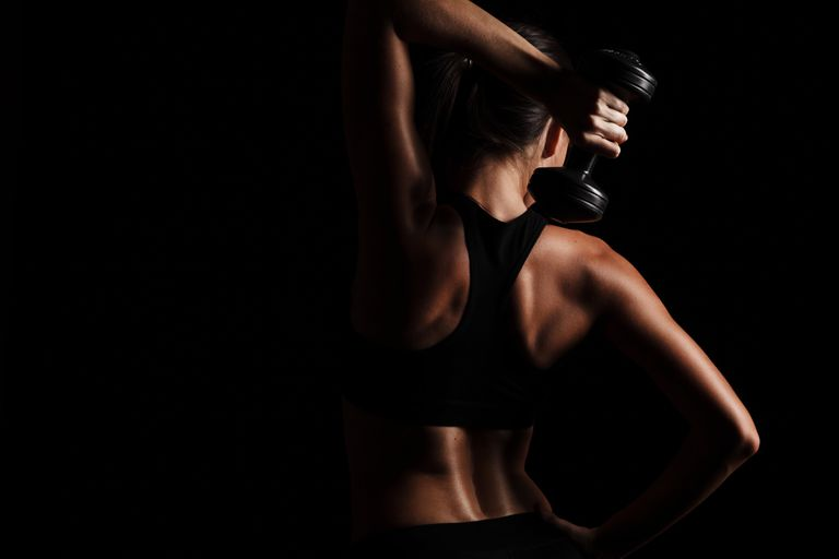 Learn how to build a sleek, strong upper bod without bulking up.