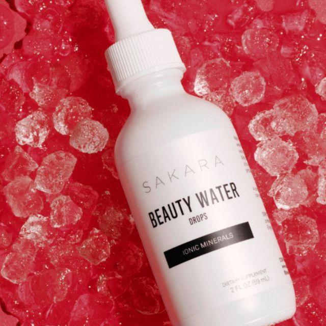 Agua de belleza