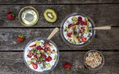 healthy breakfast under 500 calories
