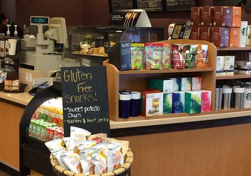 Starbucks sin gluten