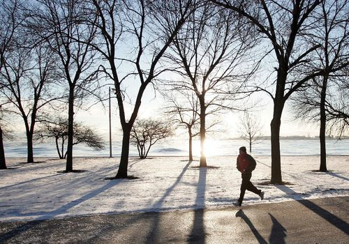 Seguridad en el ejercicio de invierno