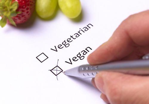 Cuestionario vegetariano y vegano