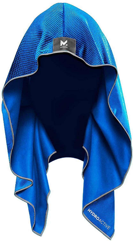 Mission Cooling Hoodie Towel
