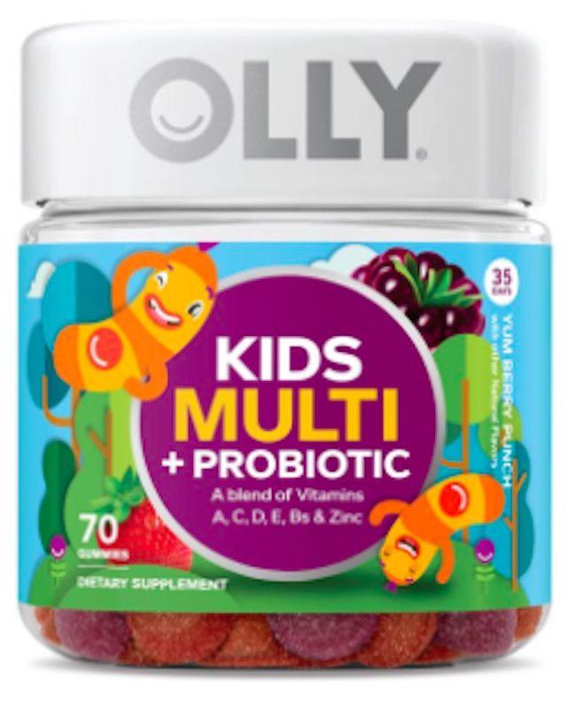 Olly Kids' Multi + Probiotic